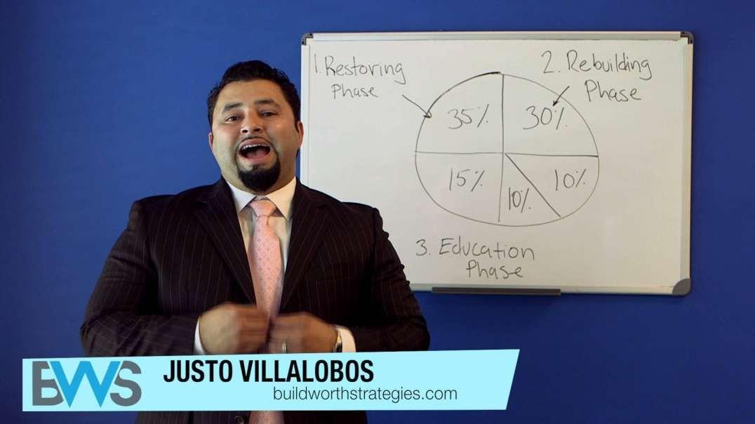 PONEMUS BWS  JUSTO 3 STEPS (SPANISH)