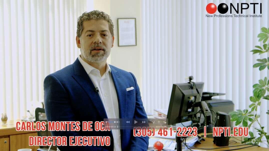 Mensaje de nuestro Director Ejecutivo Carlos Montes de Oca
