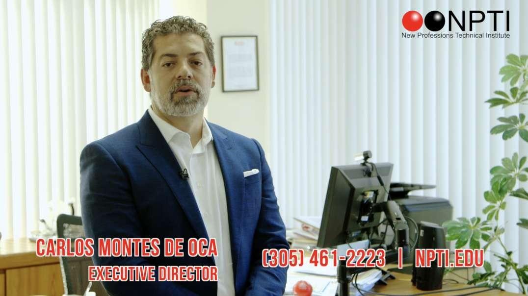 Message from our Executive Director Carlos Montes de Oca